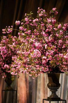 Grand #Pink Floral Arrangement | Christian Oth Studio | V