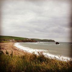 Thurlestone beach, Devon. Love beach walks