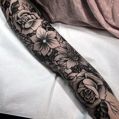 nice Friend Tattoos - Black And Grey Tattoo Ideas For Girls (22)... (Best Friend Tattoos)