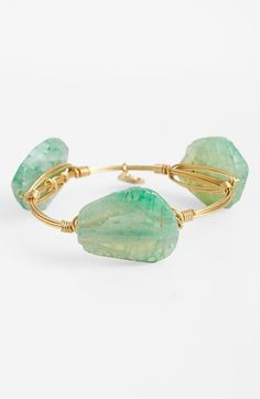 Bourbon and Boweties Small Stone Bracelet | Nordstrom