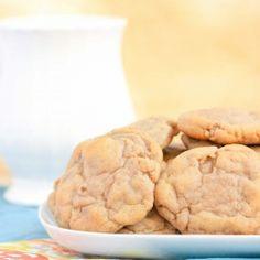 Soft, Chewy Chai Spiced Brown Sugar Cookies