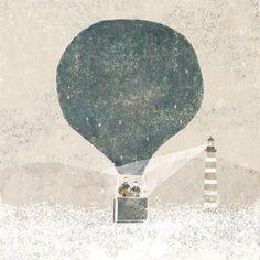 "© Akira Kusakaイギリスのインディーズバンド「the Lost Art」の1stアルバムのために描き下ろした作品。I designed CD jacket for ""The Lost Art"". Their music and chorus work is very beautiful. Please check their music !https://www.facebook.com/TheLostArtDuo?fref=ts"