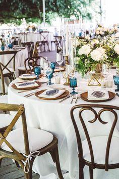 Эклектика в свадебном декоре - Школа декора Мехедовой