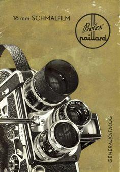 A 8mm or 16mm vintage bolex!!!