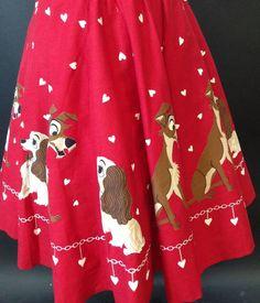 Lady & tramp Circle Skirts, Favorite Things, Lady, Fashion, Moda, Fashion Styles, Fashion Illustrations
