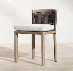 Isla Furniture Collection - Weathered Teak   RH
