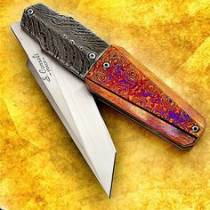 Knifemaker and designer of my knives created entirely by hand.    #consoliknives #knives #customknives #handmadeknives #tacticalknives #knifenuts #tacticalfolders #edcknife #knifecollection #knifecollector #knifefanatic # # #bladecommunity #bladeart #knifepics #knifeporn #knifeaddict #theknifeclub #knifeobsession  #usualsuspectnetwork #goprotactical #luxury #artknives #watch #sportcar #carluxury #usnfollow #knivesofinstagram #gunsdaily #knifedaily