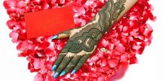 New Easy And Stylish Bridal Mehandi Design's For Grail