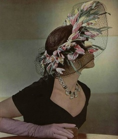 Hat by Rose Valois, 1949.