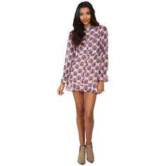 For Love & Lemons Clover Mini Dress as seen on Sophia Bush