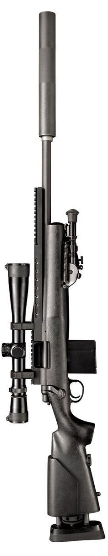Remington 700 USR: Urban Sniper Rifle