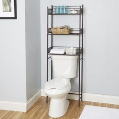 """Griffin 22"""" W x 64"""" H Over the Toilet Storage"""