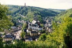 Luxemburg, want to go there again.