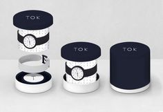 Tok Watch (Concept) on Packaging of the World - Creative Package Design Gallery