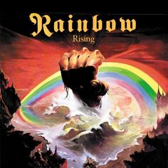 "Rainbow, Rising***** (1976): I wanted something special for album 200 in this project, and here it is. What starts off as an excellent album becomes even better with ""Stargazer"" and ""Light in the Black."" I am still astounded by the sheer power in these epic tunes. And it is also here that I finally understood what all the fuss about Dio was about. This is an absolute must for any metalhead and probably one of my top all time metal albums. (4/22/14)"