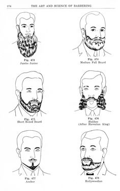 :: The Art and Science of Barbering by L. Sherman Trusty ::