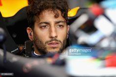 News Photo : Daniel Ricciardo of Australia and Red Bull Racing...