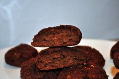 Fudge Paleo Cookies