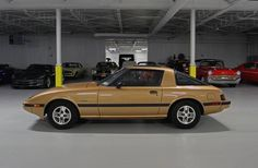 Learn more about Mile 1983 Mazda on Bring a Trailer, the home of the best vintage and classic cars online. Rx7, Japanese Cars, Classic Cars Online, Motor Car, Mazda, Cool Cars, Nissan, Automobile, Wheels