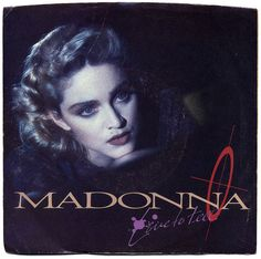 Live To Tell b/w Live To Tell (instrumental), Madonna, Sire Records (1986)