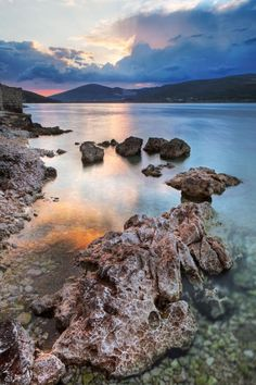 ✮ Island Ciovo, Croatia.  I've heard it's gorgeous here, hope to see for myself someday.
