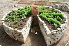 Key Hole Gardening..... Learn about it!!
