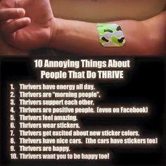 Thrivers are enjoying the benefits. Are you ready for a lifestyle change? Sign up for your free customer account at Charlie26.le-vel.com for a free introduction call! What do you have to lose when it's free to join, free to have actual people actually using the products call you and free to promote and earn $$ and free product?! Let us tell you about it.