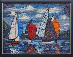 Сайт Сергея Масленникова - мозаичные пейзажи, натюрморты, цветы - оригинальный и дорогой подарок ручной работы. Мозаика в дизайне дома, офиса, студии
