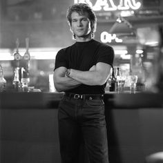 The First Trailer for the Upcoming Patrick Swayze Documentary Will Give You Goosebumps To Wong Foo, Kelly Lynch, Lisa Niemi, Jennifer Grey, Julie Newmar, Z Cam, Patrick Swayze, Sam Elliott, Dirty Dancing