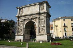 Arco di Traiano - Benevento #benevento #arch #travel #travels #turism #italy