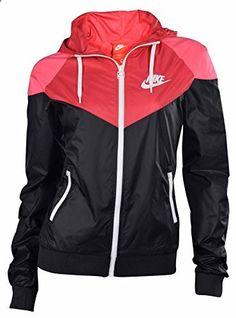Nike Womens Windrunner Casual Zip Up...