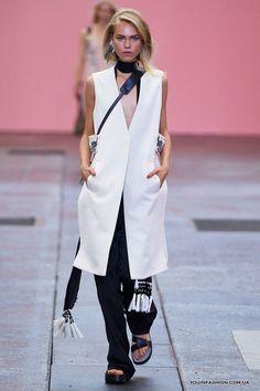 Модные женские жилетки 2017 фото   Стильные новинки и тренды