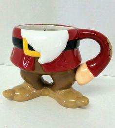 Walt Disney World Parks Grumpy Snow White Ceramic Coffee Cup Mug NEW