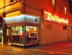 Pellegrini's Espresso Bar - Melbourne