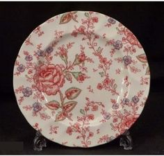 Nan's rose chintz - how it all started