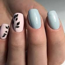 Opting for bright colours or intricate nail art isn't a must anymore. This year, nude nail designs are becoming a trend. Here are some nude nail designs. Love Nails, How To Do Nails, Fun Nails, Uñas Fashion, Sport Fashion, Manicure E Pedicure, Nagel Gel, Accent Nails, Spring Nails
