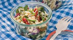 Spinach and Orzo Salad - Grandparents.com