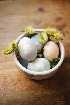 Naturfargede påskeegg Breakfast, Food, Morning Coffee, Meals, Yemek, Morning Breakfast, Eten