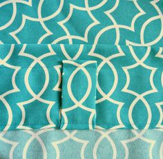 How to sew tab curtains