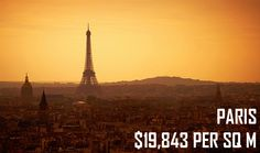"Paris property average price per square meter (Original image by ""Moyan_Brenn"" via flickr)"