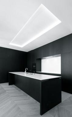 Patria - Apartment 22 | kitchen . Küche . cuisine | Design: witblad | Architekt: Adins-Van Looveren |