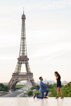 How to propose in Paris