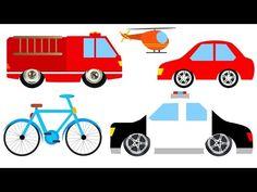 Geluidsfragmenten die met vervoer te maken hebben - YouTube