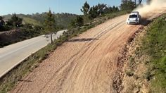 Terrific Motor Rally photo taken by Drone