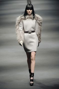 Lanvin at Paris Fashion Week Fall 2010 - Runway Photos