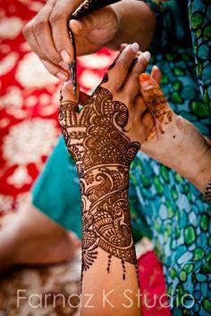 henna <3 - From Dubai with Love - Seemanti & Peter's Hindu Wedding - Gallery - TheBigFatIndianWedding.com