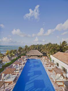 El Dorado Seaside Suites, by Karisma www.karismahotels.com