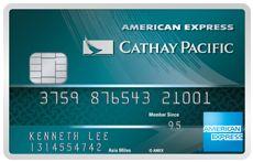 Hg Ae 001 Cathay Pacific American Express Hong Kong Credit Card