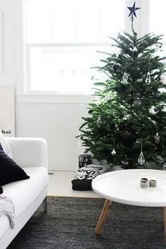 Christmas Living Room Decoration 5