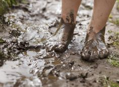 How to Support Healthy Skin Bacteria - Mark Sisson Remedies For Mosquito Bites, Mud Bath, Muddy Waters, Healthy Skin, Kids Playing, Benefit, Childhood, Stock Photos, Let It Be